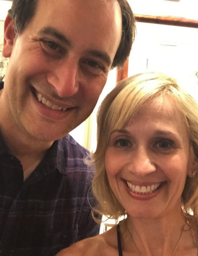 With David Levithan at Books of Wonder